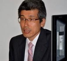 Mr. Toru GOTO testifying at the ICSA Coference