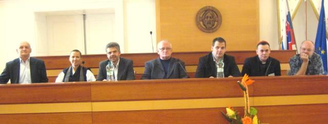 Panel Religiophobia - Slovakia