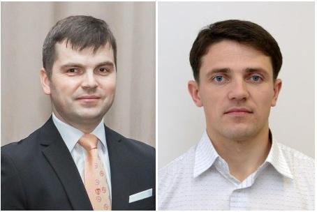 Mihai and Oleg