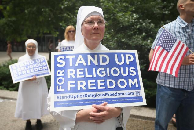 religious freedom in the US