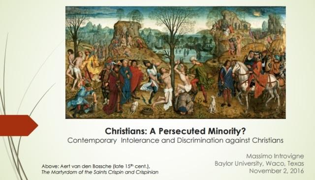2016-11-massimo-introvigne-persecution-of-christians